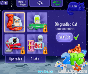 Image Galactic Cats