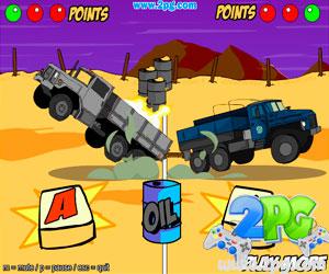Image Trucks of War